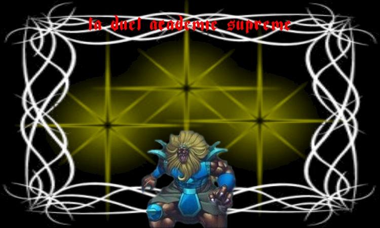 La duel académie suprême