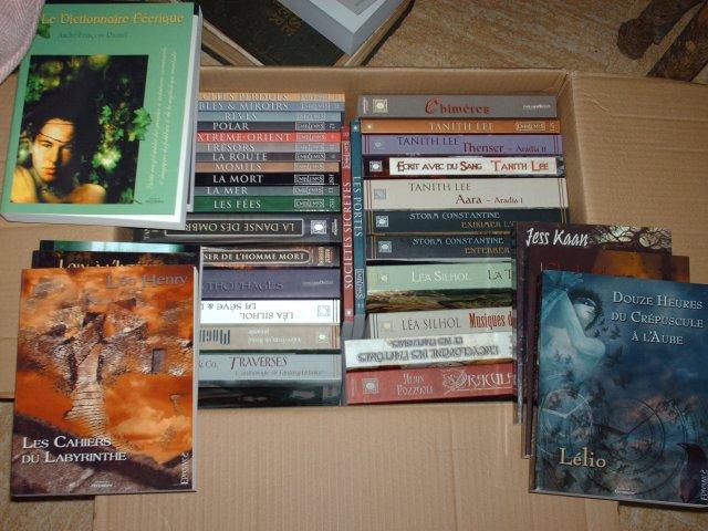Votre bibliothèque /lieu de lecture en photo - Page 2 Noctib10