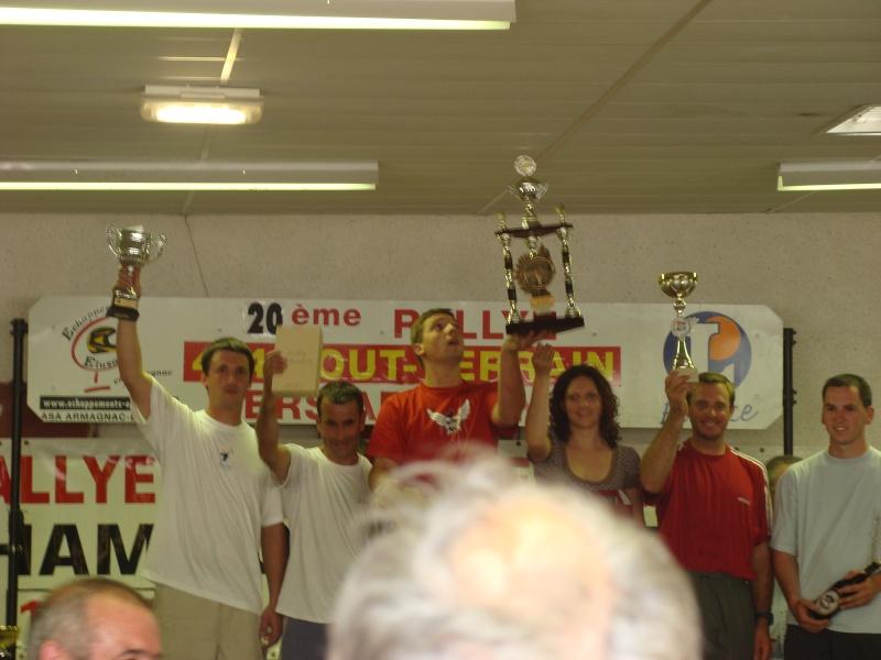 Photo du podium : Dsc03710