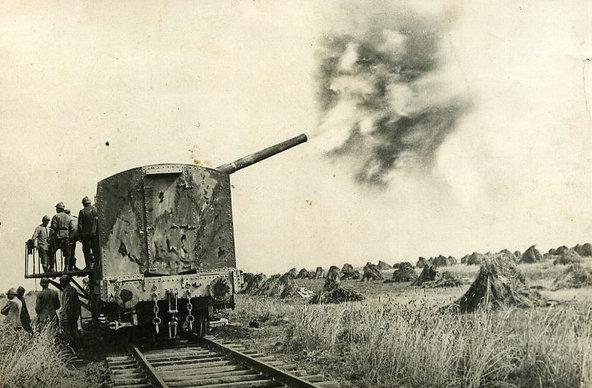 L'Artillerie Lourde sur Voie Ferrée 164_9310