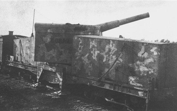 L'Artillerie Lourde sur Voie Ferrée 194_7010