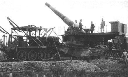 L'Artillerie Lourde sur Voie Ferrée 240_9310