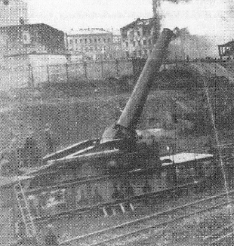 L'Artillerie Lourde sur Voie Ferrée 274_1710