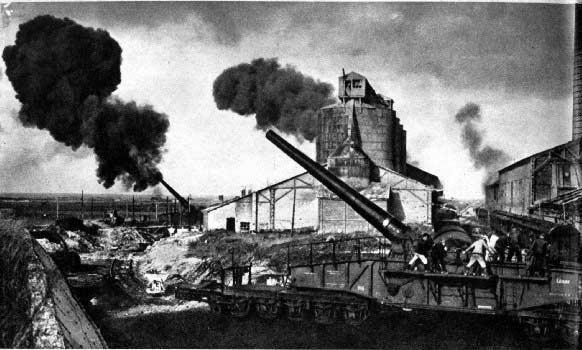 L'Artillerie Lourde sur Voie Ferrée 28-cmk10