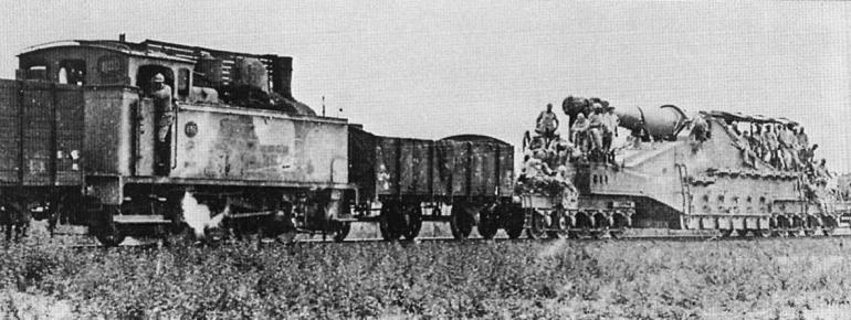 L'Artillerie Lourde sur Voie Ferrée 320_7010