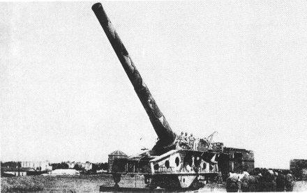 L'Artillerie Lourde sur Voie Ferrée 340_1210