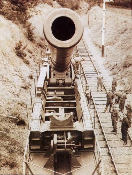 L'Artillerie Lourde sur Voie Ferrée 457boc10
