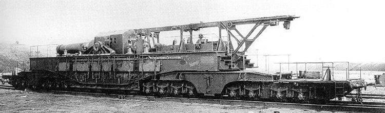 L'Artillerie Lourde sur Voie Ferrée 520_1610