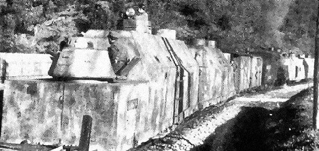 L'Artillerie Lourde sur Voie Ferrée - Page 2 Crt10