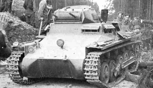 Les chars à canons doubles Pzkpfw10