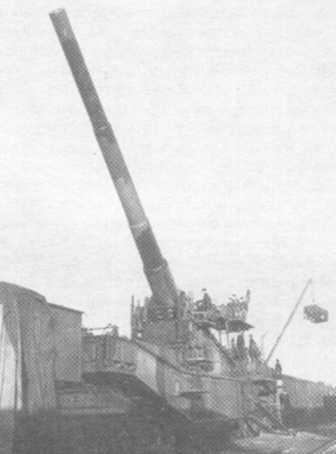 L'Artillerie Lourde sur Voie Ferrée Tm11410