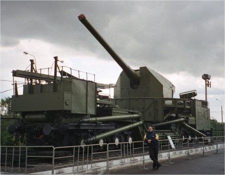 L'Artillerie Lourde sur Voie Ferrée Tm118010