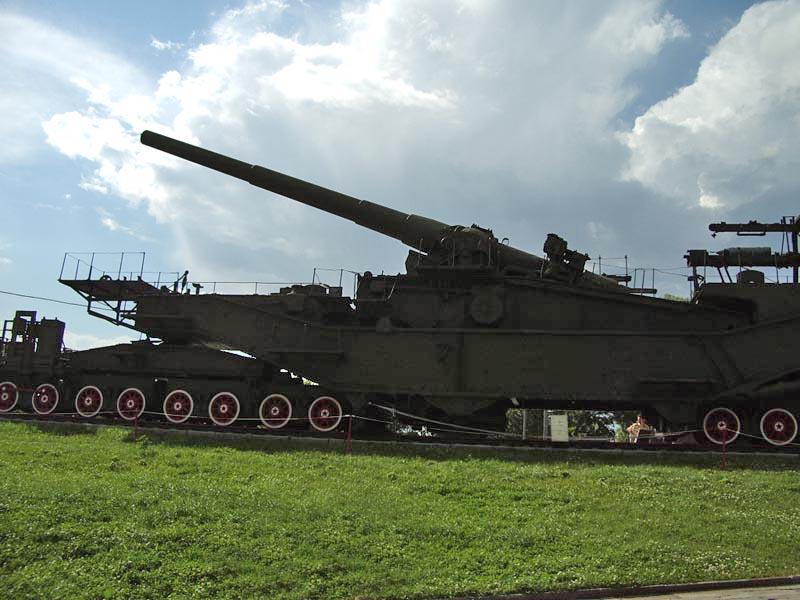 L'Artillerie Lourde sur Voie Ferrée Tm31210