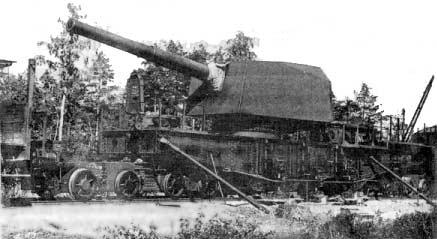 L'Artillerie Lourde sur Voie Ferrée Tm810