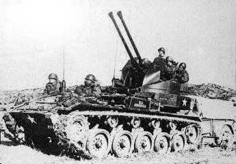 Les chars à canons doubles Twin4010