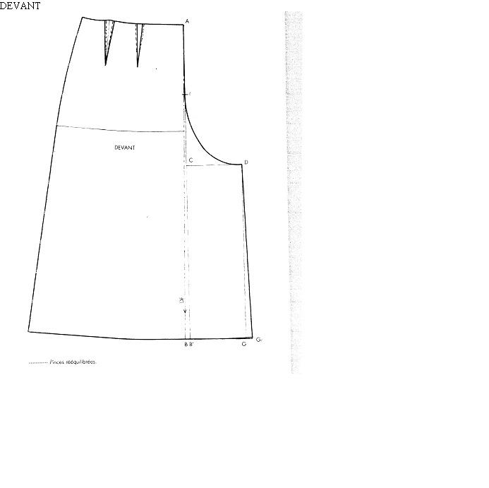créations de patrons femme n°8(la jupe culotte) P2_bmp10