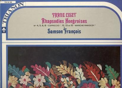 Samson François, sa vie, sa discographie Sf210