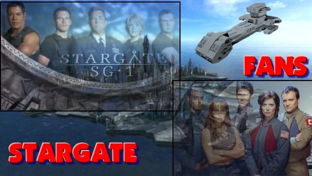 Le forum des fans de Stargate!