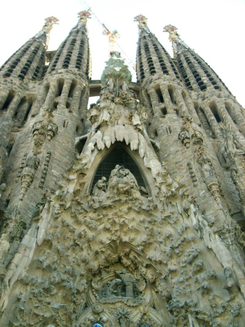 Barcelone la belle, Catalogne, Espagne!!! 03310012