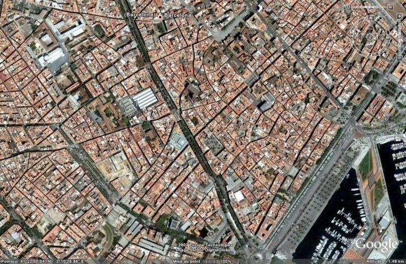Barcelone la belle, Catalogne, Espagne!!! Lasrem10
