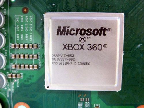 """""""La slim"""" Xbox 360 - 250 Go démonté 1911"""