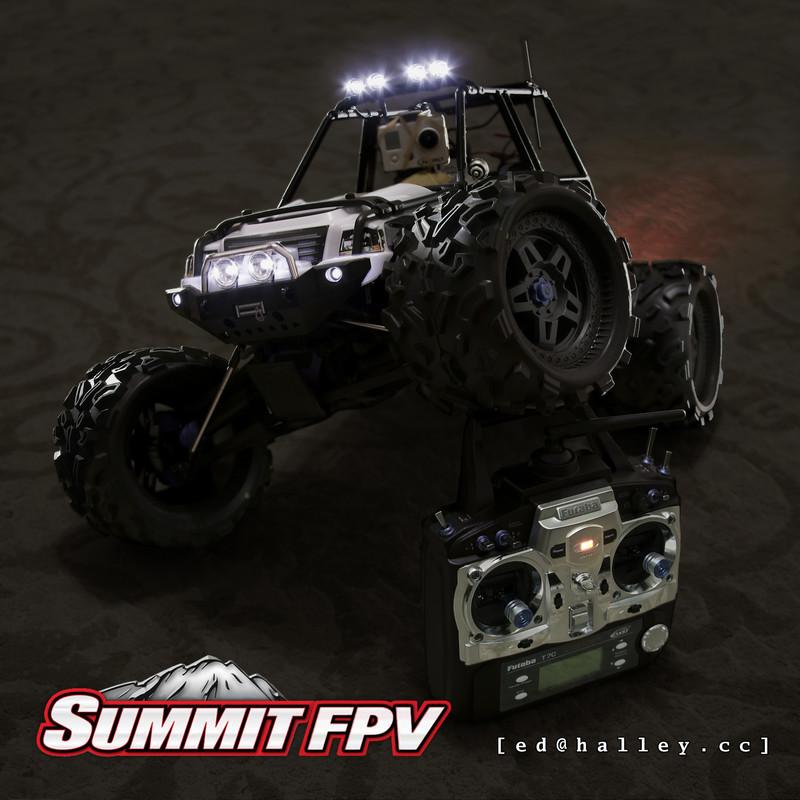 Summit FPV Traxxa10