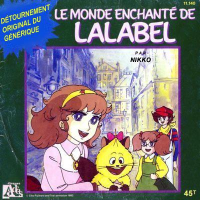Karaoke - Le monde enchanté de Lalabel Lalabe24