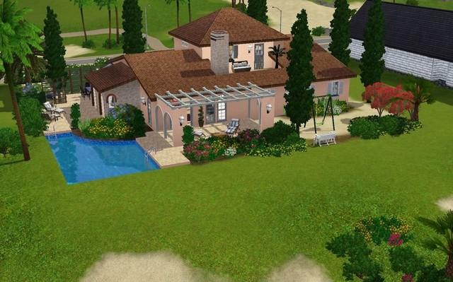 [Site Sims 2-Sims 3 -Sims 4] Les maisons de Dom - Page 5 Screen14