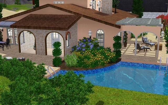 [Site Sims 2-Sims 3 -Sims 4] Les maisons de Dom - Page 5 Screen16