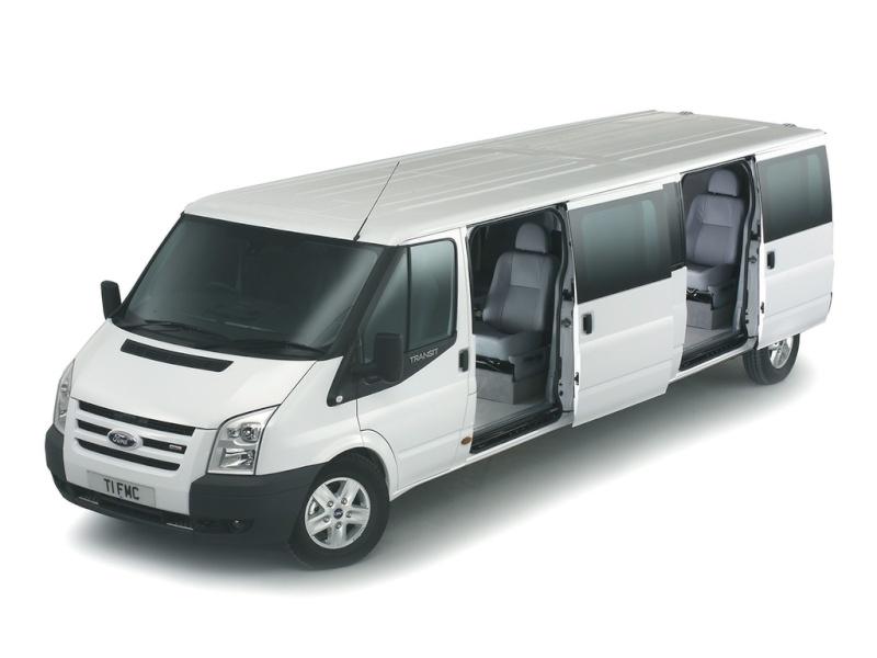 Transit, version limousine... Trans010
