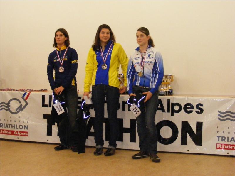 Vice championne Rhones Alpes minime Dscf1211
