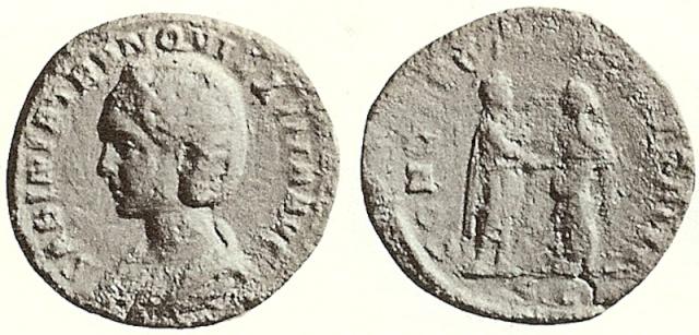 Corpus des monnaies de bronze de Tranquilline 42450910