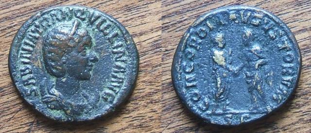 Corpus des monnaies de bronze de Tranquilline Dscf8220