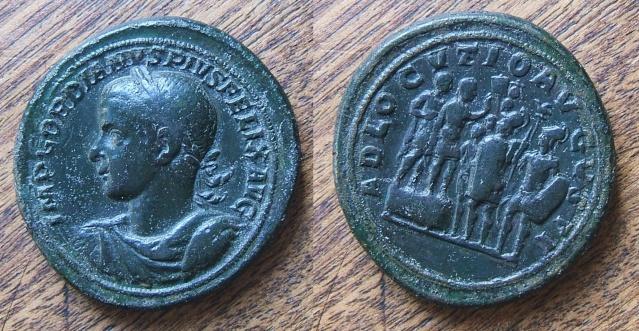 Médaillons de la Collection BNF Dscf8312