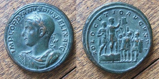 Médaillons de la Collection BNF Dscf8410
