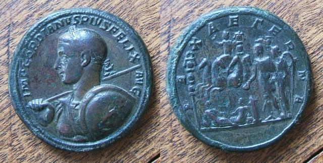 Médaillons de la Collection BNF Dscf8416