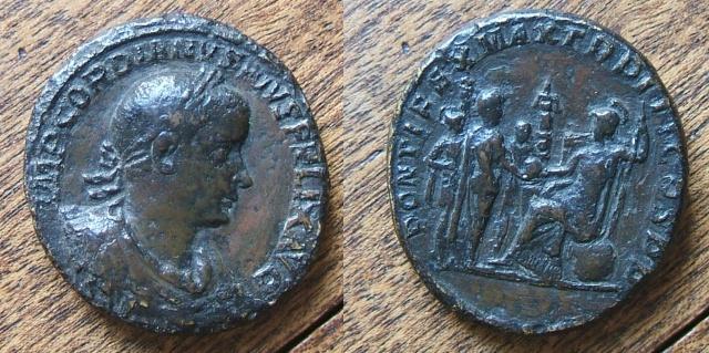 Médaillons de la Collection BNF Dscf8428