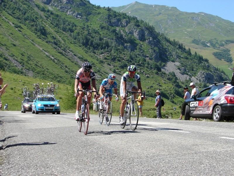[Tignes]Tignes étape du Tour de France Dsc00713