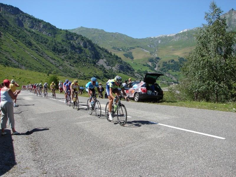 [Tignes]Tignes étape du Tour de France Dsc00714