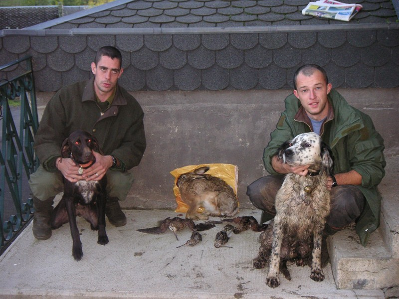 """Photo gagnante concour N°4 """"Ouverture"""" Chasse10"""