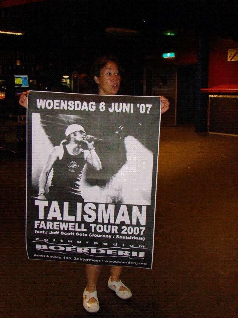 Official Tour 2007 Poster Lisl_e10
