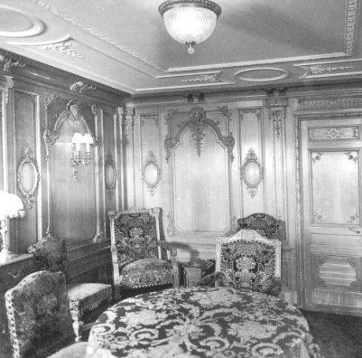 La décoration Cabine11