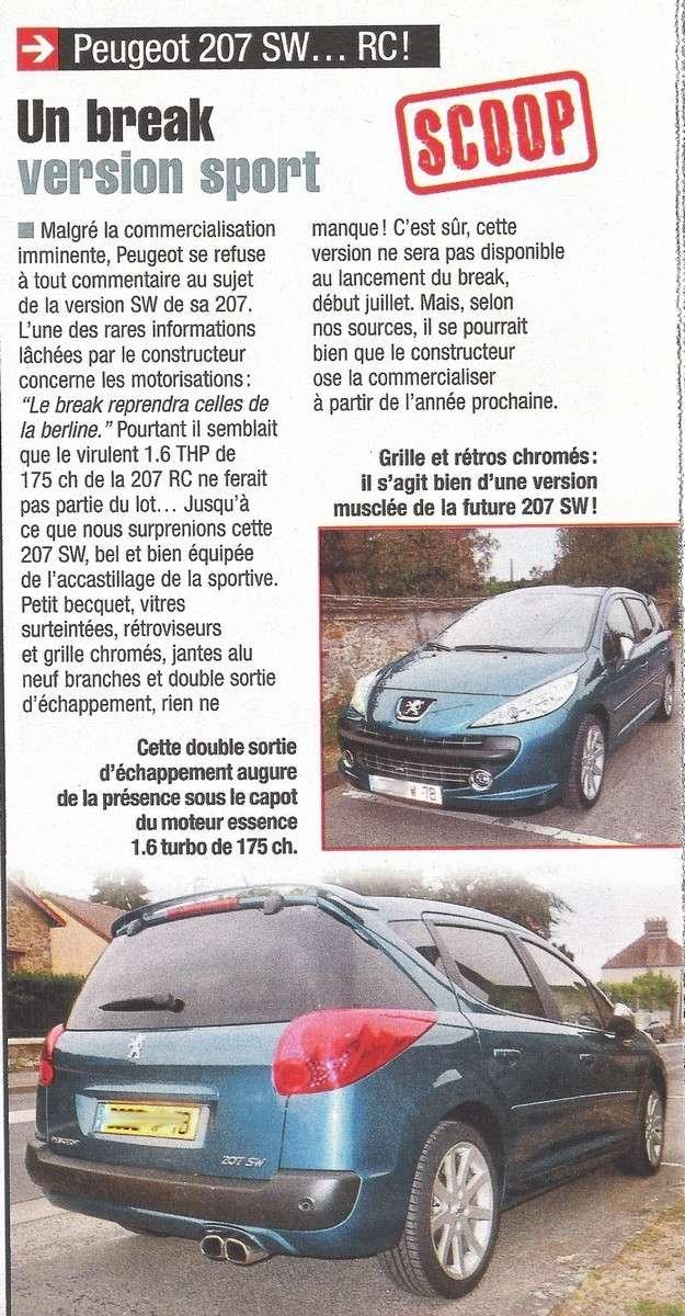 [Peugeot] 207 SW RC - Page 3 Photog10