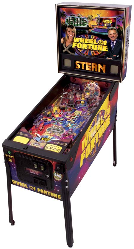 Yet another pinball... Woffor10
