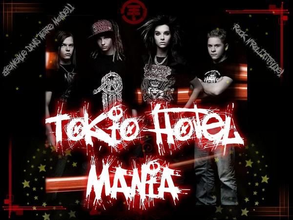 Tokio Hotel Mania