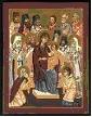 CRONOLOGÍA DE LA ESPIRITUALIDAD (S. Doris) 1 Virgen10