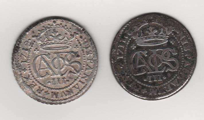 pretendiente - 2 Reales de a Dos de Carlos III el pretendiente Carlos10