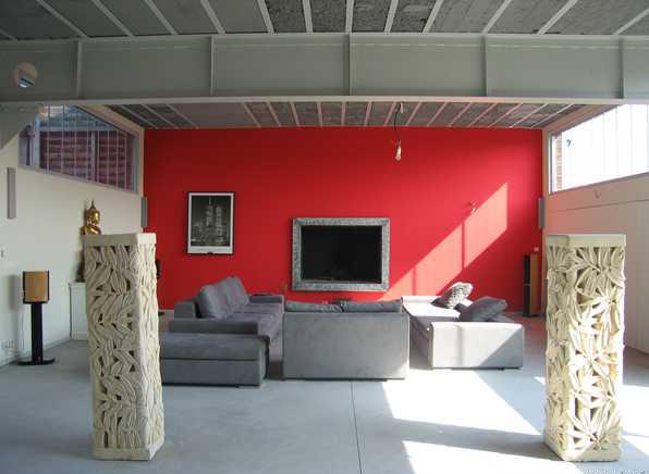 Conseil déco] couleur pour mes murs avec un carrelage noir