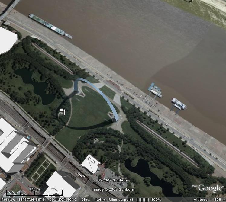 Arche St-Louis, St-Louis, Missouri, USA Aaaarc10