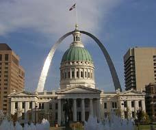 Arche St-Louis, St-Louis, Missouri, USA Stloui10